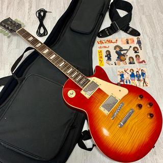 けいおん ☆ K-ON!オリジナルブランド 平沢唯 モデル ギター レスポール(エレキギター)