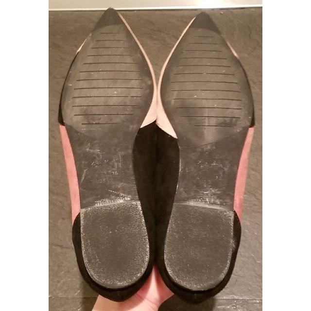 ZARA(ザラ)のZARA フラットシューズ 36 レディースの靴/シューズ(ハイヒール/パンプス)の商品写真