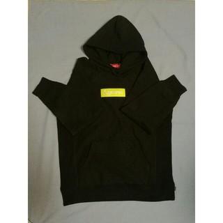 Supreme - Box Logo Hooded Sweatshirt 17fw パーカー