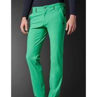 DESCENTE - L 新品 定価26400円 デサント メンズ ゴルフパンツ ストレッチパンツ