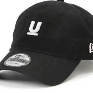 UNDERCOVER - アンダーカバー UロゴCAP新品BLACK UNDERCOVER