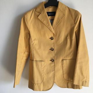 トゥモローランド(TOMORROWLAND)の綿ジャケット(テーラードジャケット)