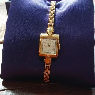 agete - 中古品。agete腕時計。