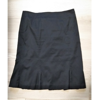 オリヒカ(ORIHICA)のスカート 黒 オフィス(ひざ丈スカート)