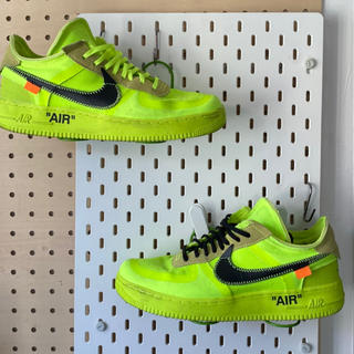 NIKE - air force NIKE off-white エアフォース