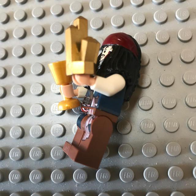 Lego(レゴ)のレゴLEGOミニフィグ1体 キッズ/ベビー/マタニティのおもちゃ(知育玩具)の商品写真