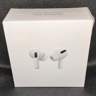 Apple - 【新品】【未開封】apple AirPods Pro MWP22J/A