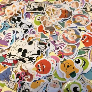 Disney - ディズニー フレークシール 80枚