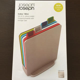 ジョセフジョセフ(Joseph Joseph)のJoseph Joseph の index mini まな板(調理道具/製菓道具)