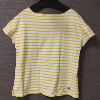 オーシバル(ORCIVAL)のオーチバル ORCIVAL イエローボーダー Tシャツ(Tシャツ(半袖/袖なし))