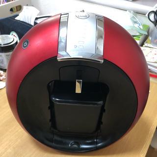 ネスレ(Nestle)のネスカフェドルチェグスト NESCAFE コーヒーメーカー ネスレ MD9742(コーヒーメーカー)