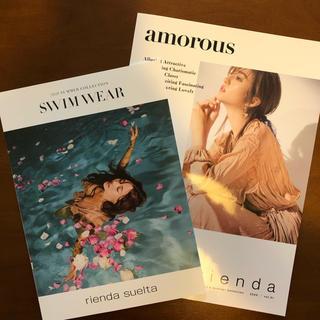 リエンダ(rienda)のrienda 2020SSカタログ 水着カタログ(その他)