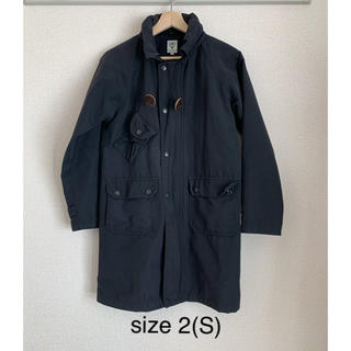 South2 West8 nepenthes CARMEL COAT sizeS