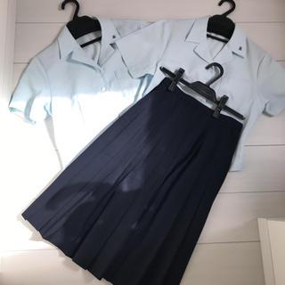 ELLE - 夏用制服 3点セット  トンボ学生服