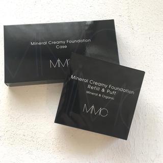 エムアイエムシー(MiMC)のMIMC ミネラルクリーミーファンデーション 104 オークル(ファンデーション)