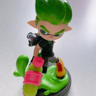 ニンテンドースイッチ(Nintendo Switch)のスプラトゥーン amiibo(ゲームキャラクター)