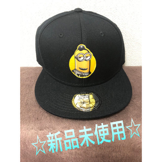 ハンシンタイガース(阪神タイガース)の新品 阪神タイガース × ミニオン 帽子 送料込み(応援グッズ)