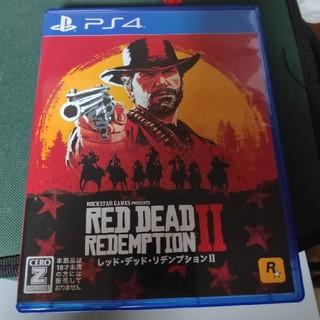 レッド・デッド・リデンプション2 PS4(家庭用ゲームソフト)