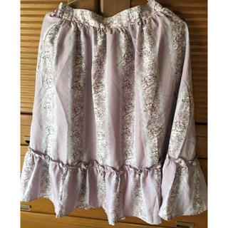アクシーズファム(axes femme)のアクシーズファムスカート(ひざ丈スカート)
