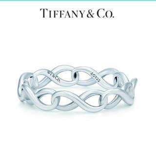 ティファニー(Tiffany & Co.)のTIFFANY&Co. ティファニー インフィニティ バンドリング(リング(指輪))