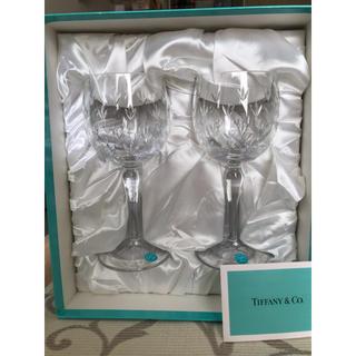 Tiffany & Co. - ティファニー ワイングラス ペア
