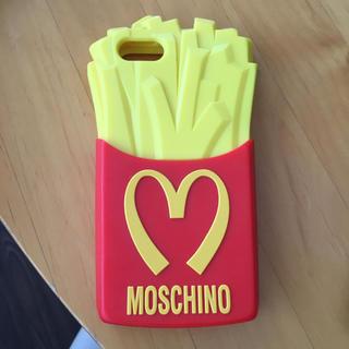 モスキーノ(MOSCHINO)のiPhoneケース(iPhoneケース)