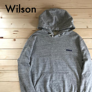 ウィルソン(wilson)のWilson ウィルソン パーカー 90's ヴィンテージ古着(パーカー)