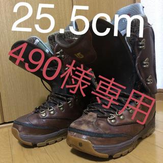 バートン(BURTON)のBurtonスノーボードブーツ25.5cm(ブーツ)