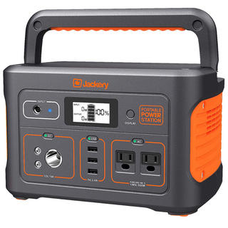 Jackery ポータブル電源 700 大容量194400mAh 家庭用蓄電池