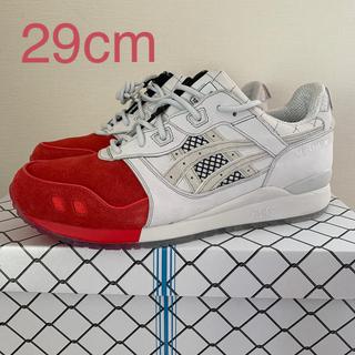 asics - asics × mita sneakers gel lyte 3 og