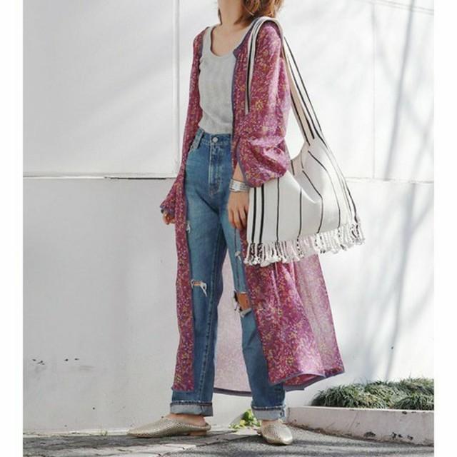 Ungrid(アングリッド)のUngrid アングリッド フリンジショルダーバッグ レディースのバッグ(ショルダーバッグ)の商品写真