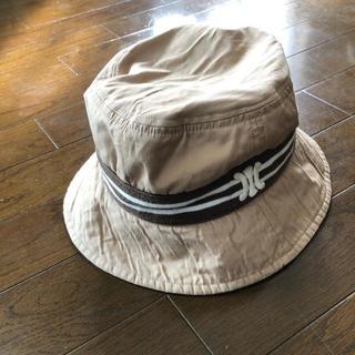 セリーヌ(celine)のセリーヌ 帽子 52センチ ベビー キッズ(帽子)