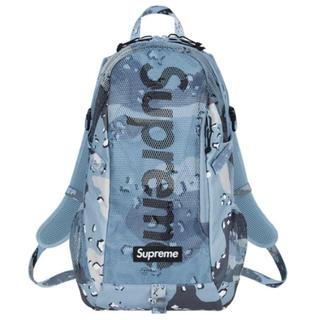 Supreme - Supreme Backpack  Camo 20ss