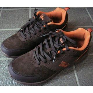 FIRST DOWN 軽量化 靴 スニーカー ★ 25cm