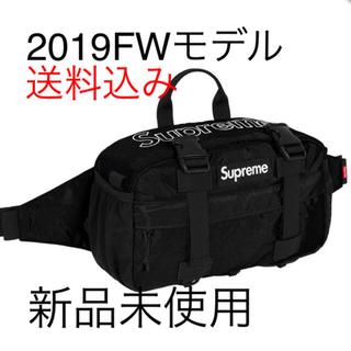 Supreme - 【送料込】Supreme waist bag 2019FW ブラックカラー