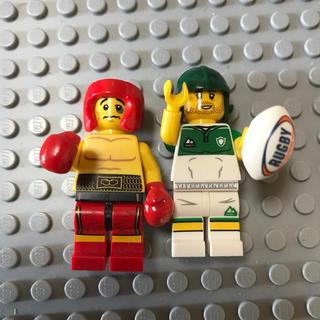 Lego - レゴLEGO ミニフィグ2体