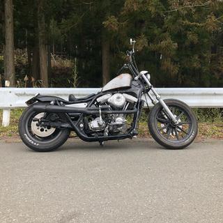 ハーレーダビッドソン(Harley Davidson)のハーレーダビットソン ダイナ FXR 1991年式 フルカスタム(車体)