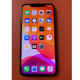 iPhone - iPhone 11 Pro Max 64GB グレイ SIMフリー 極美品