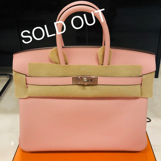 Hermes - ♥️専用出品♥️エルメス バーキン25  ローズサクラ ピンク