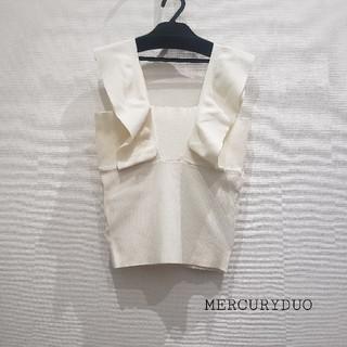 MERCURYDUO - MERCURYDUO トップス
