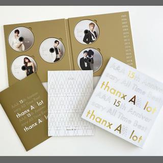 トリプルエー(AAA)のAAA ベストアルバム 初回限定盤 スマプラ有り(ポップス/ロック(邦楽))