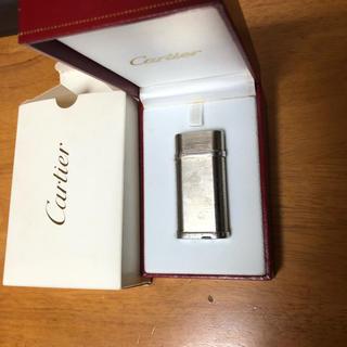カルティエ(Cartier)のCartier ライター(タバコグッズ)