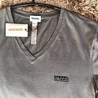 DIESEL - 新品タグ付き ディーゼル 半袖Tシャツ
