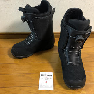 バートン(BURTON)の2019 BURTON  SWATH BOA スウォース ボア 27cm(ブーツ)