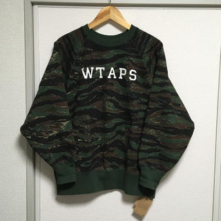 ダブルタップス(W)taps)のWTAPS スウェット タイガー カモ NEIGHBORHOOD JUNGLE(スウェット)