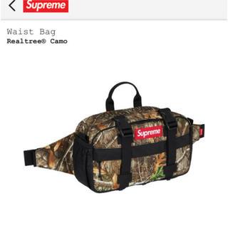 Supreme - ウエストバッグ リアルツリーカモ supreme 19 fw Waist Bag