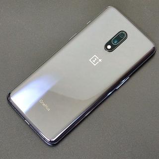 アンドロイド(ANDROID)のOnePlus 7 8GB256GB スナドラ855 美品オマケあり(スマートフォン本体)