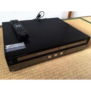 アクオス(AQUOS)のAQUOS HDD・VHSレコーダー DV-ACV52 ★★★★(DVDレコーダー)