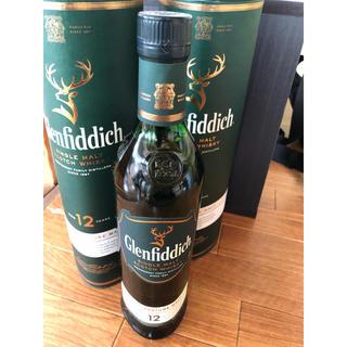 glenfiddich12年 700ml 2本