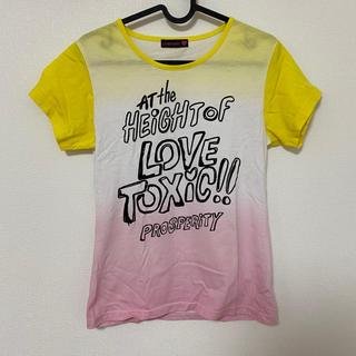ラブトキシック(lovetoxic)のLOVE TOXIC (Tシャツ(半袖/袖なし))